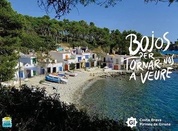 """""""Bojos per tornar-nos a veure"""", la nova campanya de la Costa Brava"""