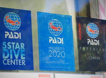 Gidive se convierte en Centro Oficial PADI Freediver