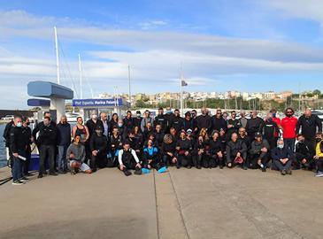 Tot un èxit el Campionat de Catalunya d'Imatge Submarina