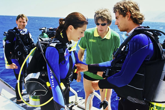 Curs PADI Assistant Instructor