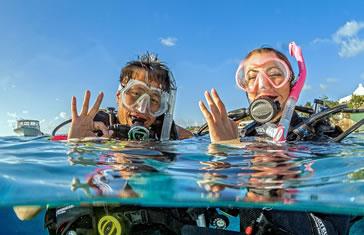 Curso PADI Open Water Diver para 2 personas
